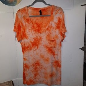Incorruptible love tie-dyed tee